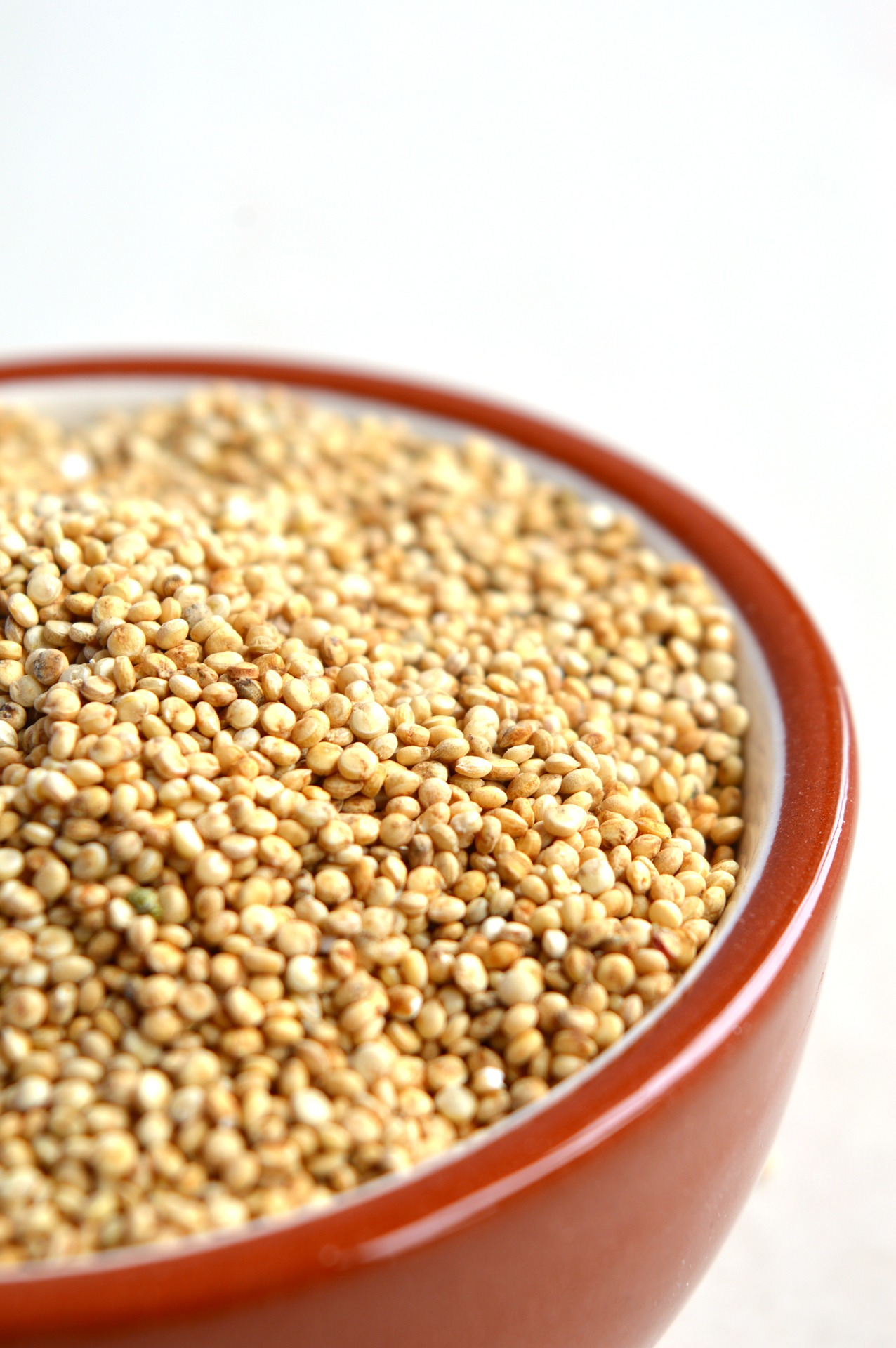 Here's Why We're Keen On Quinoa