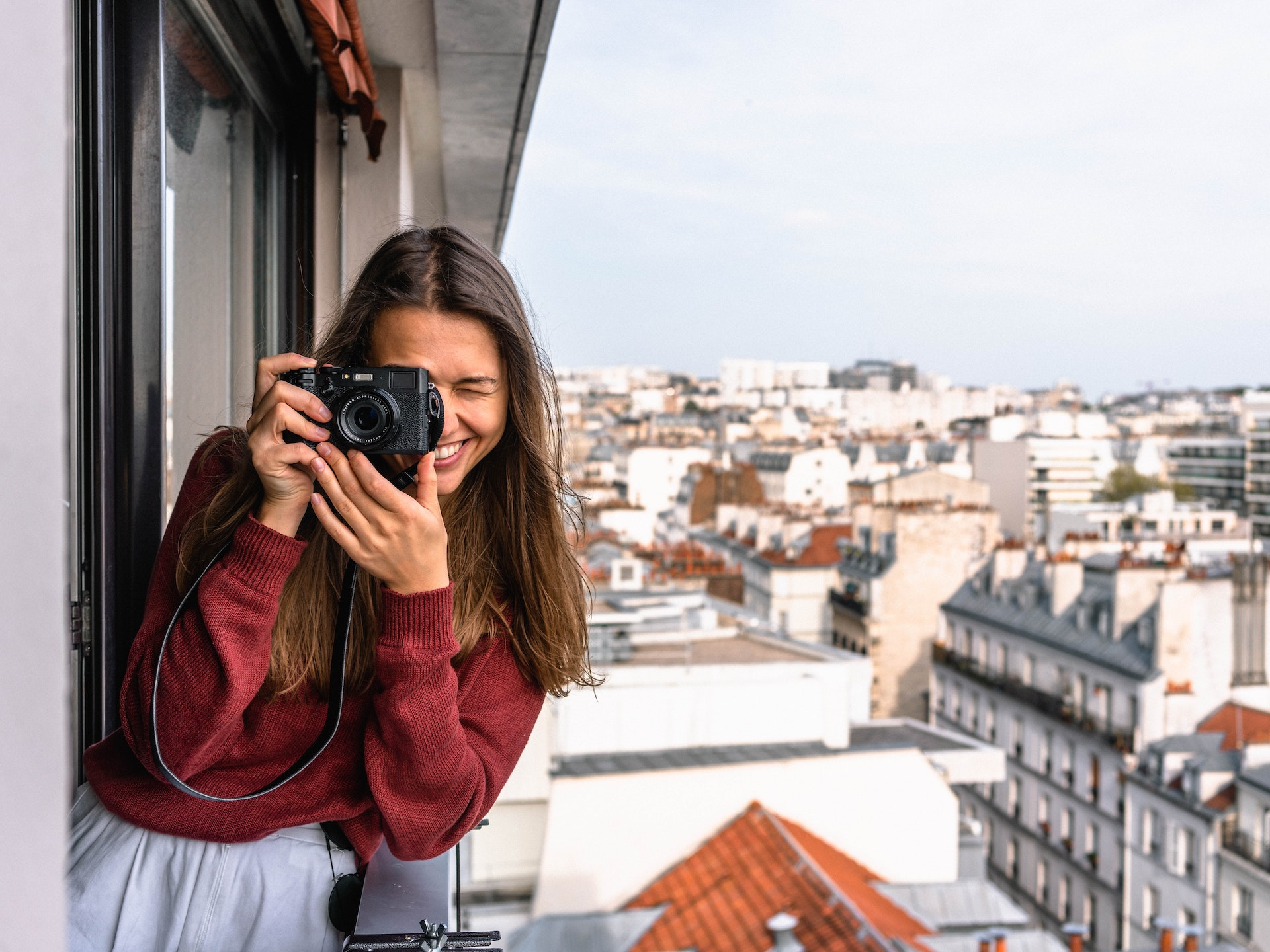 Work From Home Jobs For Women: Become a Freelance Photographer