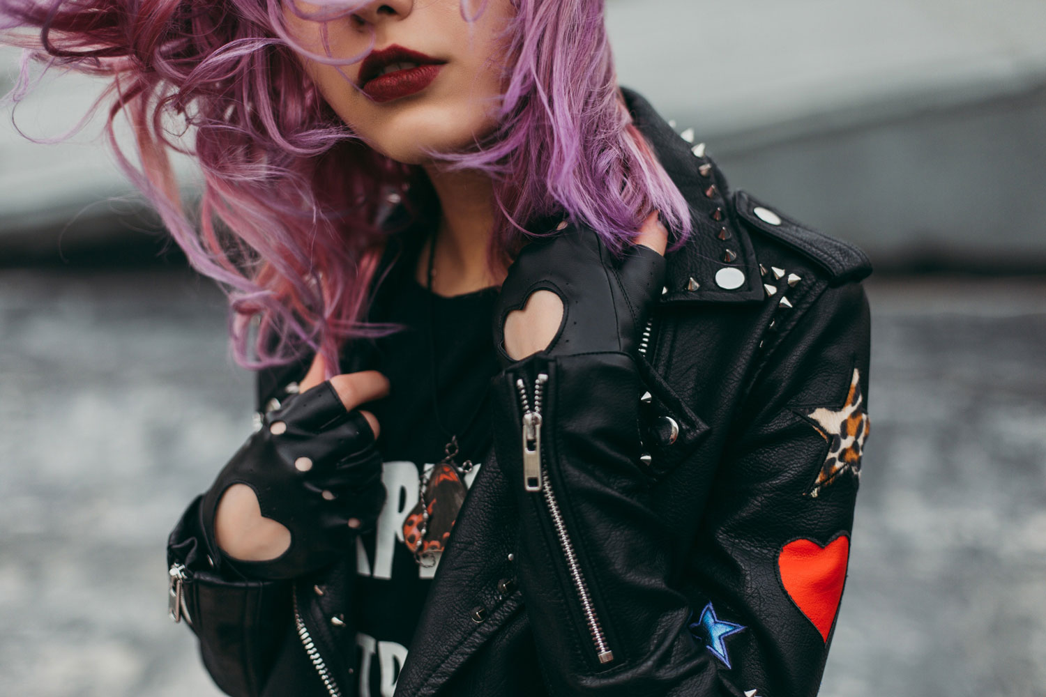 The Secret to Nailing The Rock Chick Look