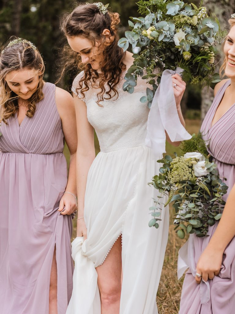 8 Things You Can Do With Your Gown After Your Wedding