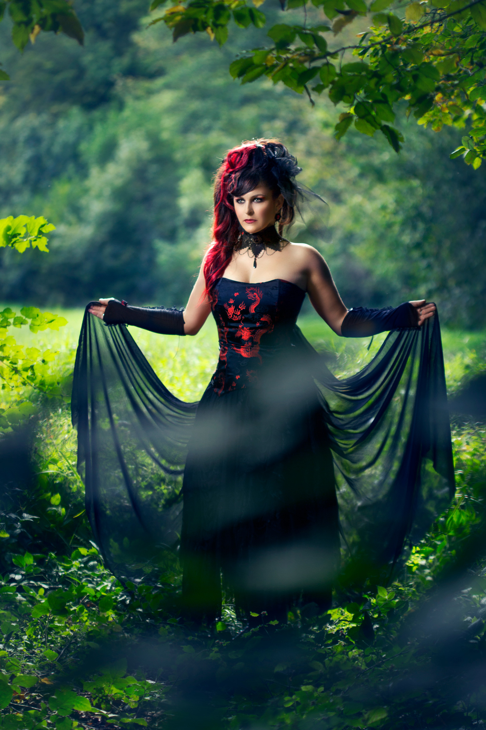 Why Do Women Love Gothic Clothing