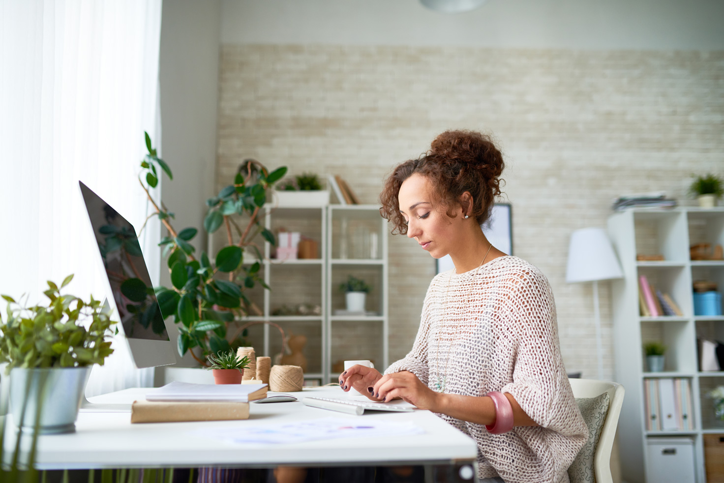 How to Look Professional When Working From Home