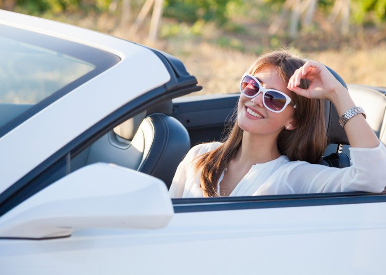Why Do Women Love Driving Sports Cars?